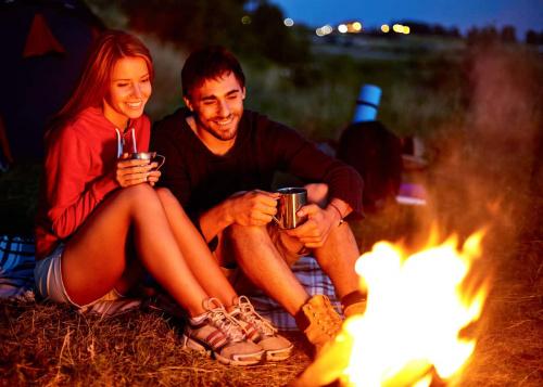 Романтика и знакомства в походе