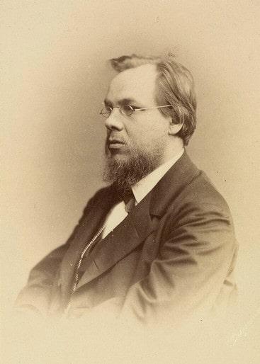 Врач Боткин Сергей Петрович, 1874 г.