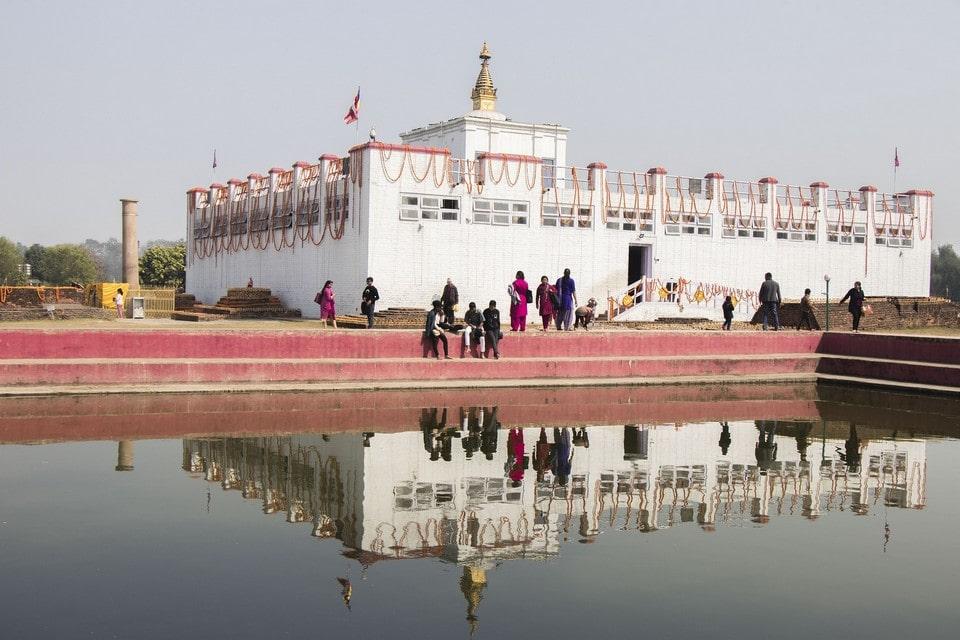 Храм Майя Деви