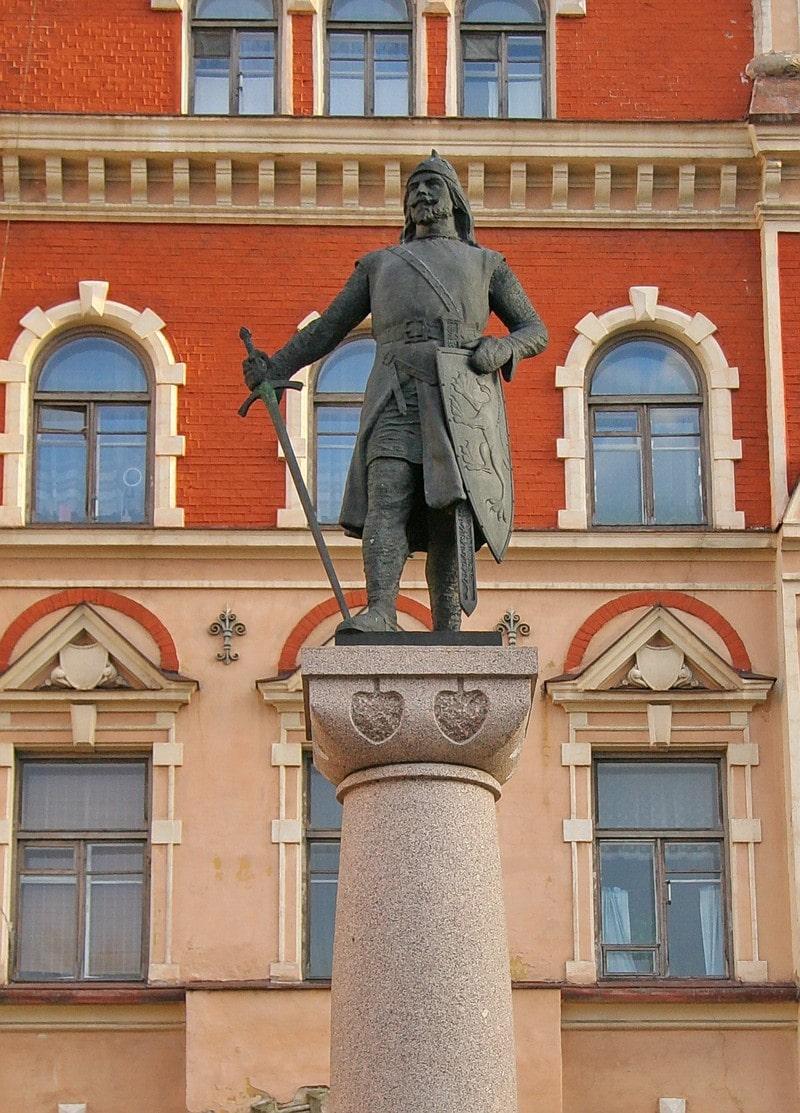 Торгельс Кнутссон, основатель Выборгского замка