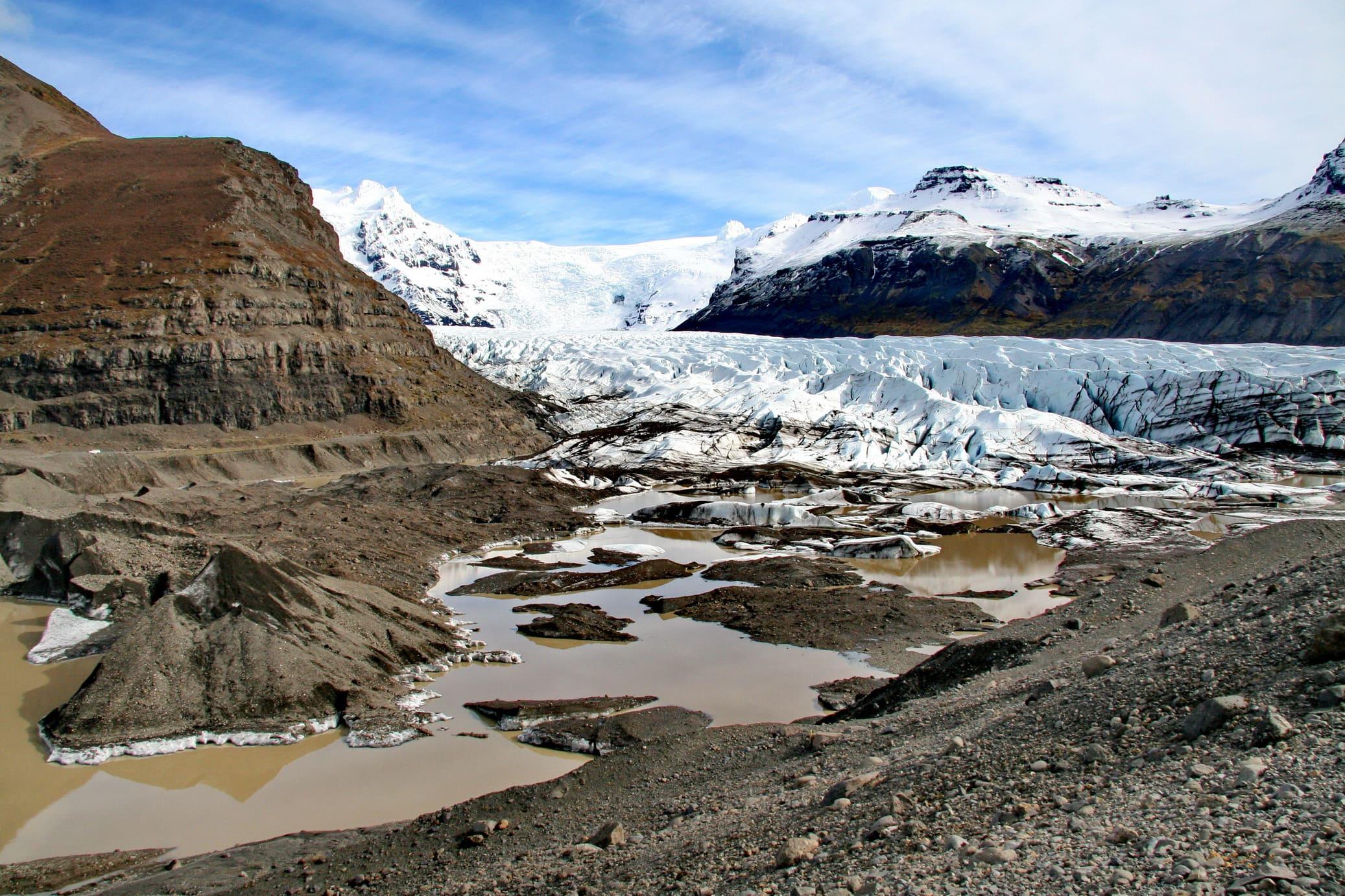 «Язык» ледника