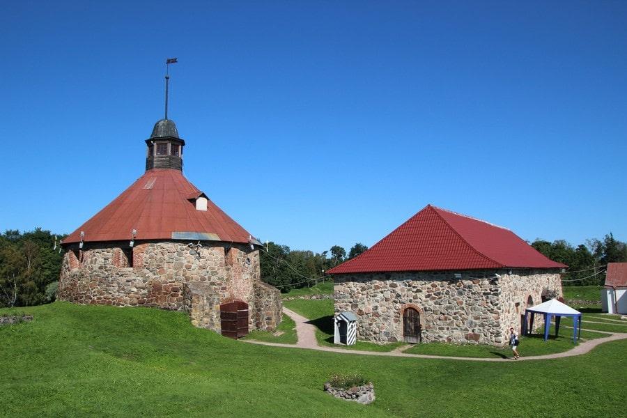 Крепость «Корела» в Приозерске