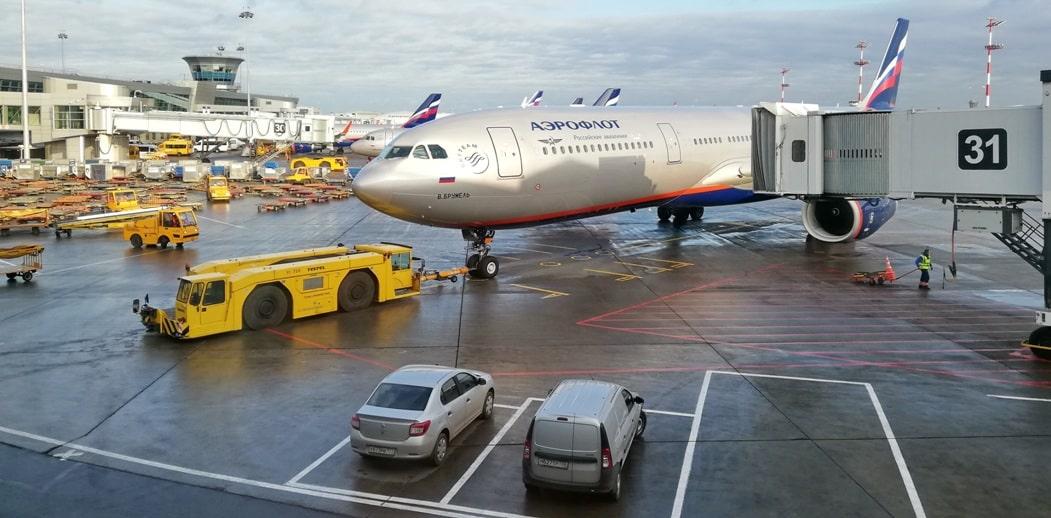 На Байкал на самолете