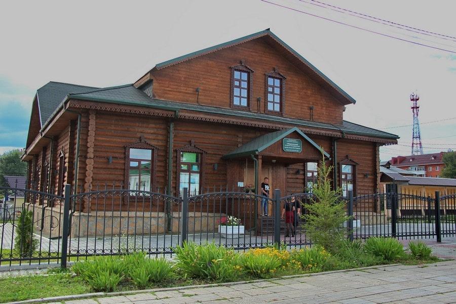 Ивдельский краеведческий музей