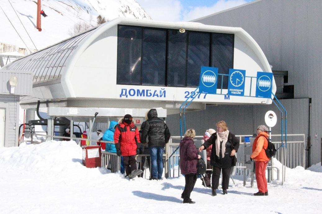 Станция 2277 м