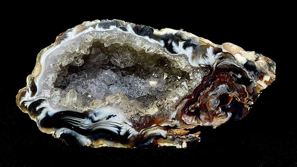 В музее есть раздел «Удивительные камни»