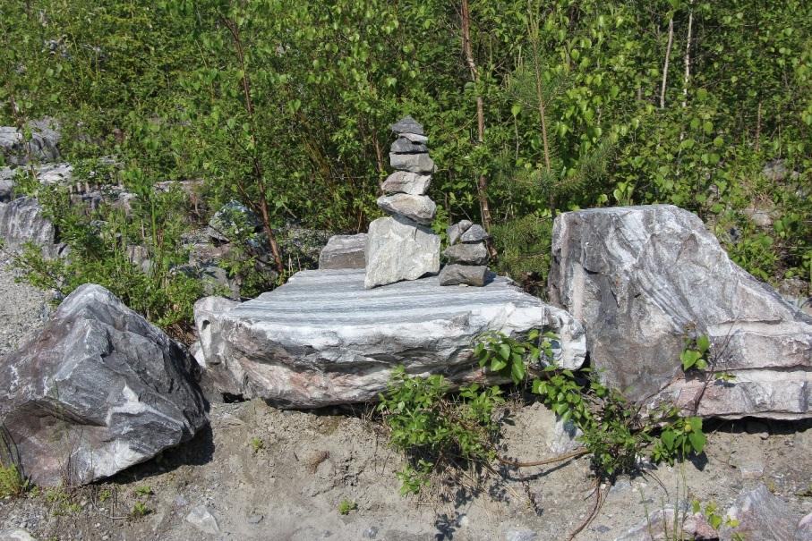 Гору Пётсёваара считают царством мифических маахисов