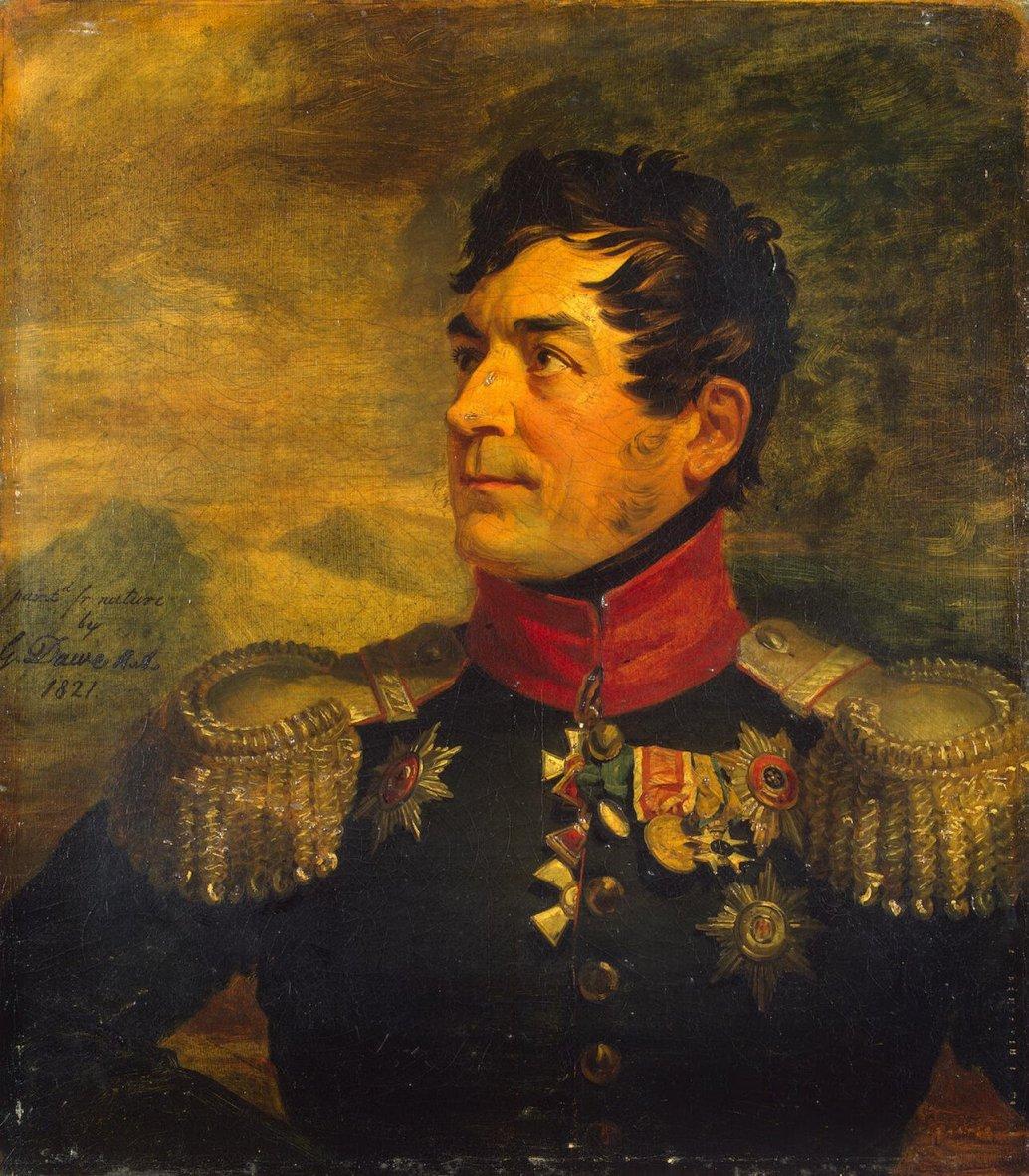 Генерал Георгий Эммануэль
