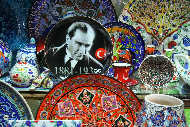 Отец нации Ататюрк