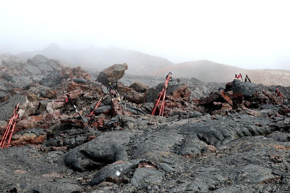 Вулканическими тропами
