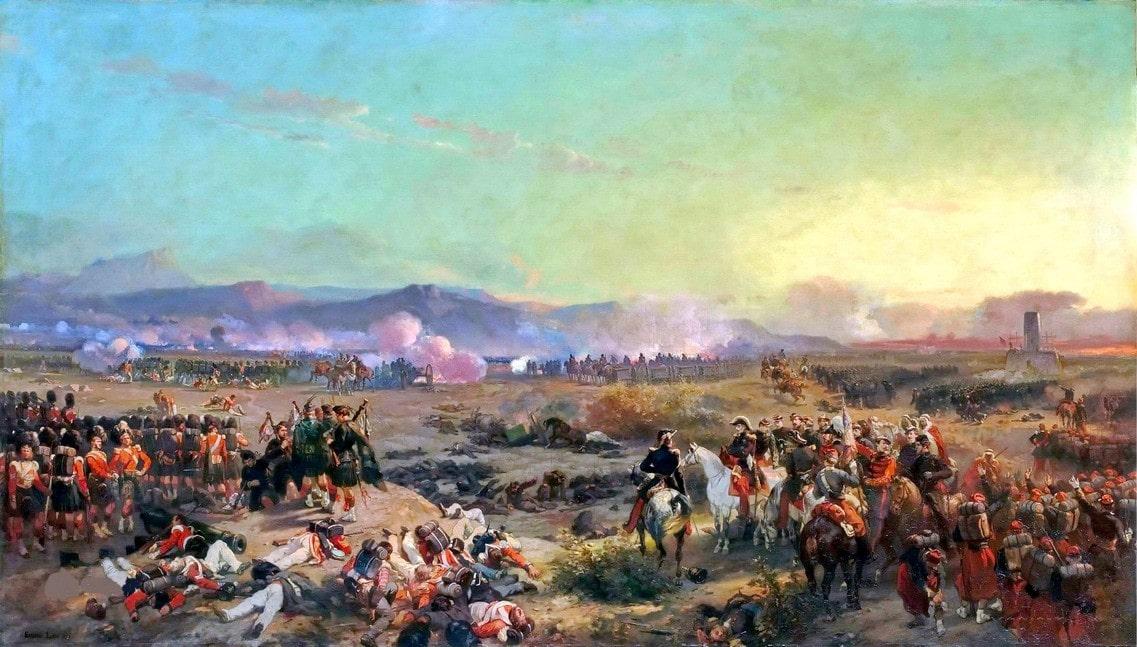 Сражение на Альме в 1854 году