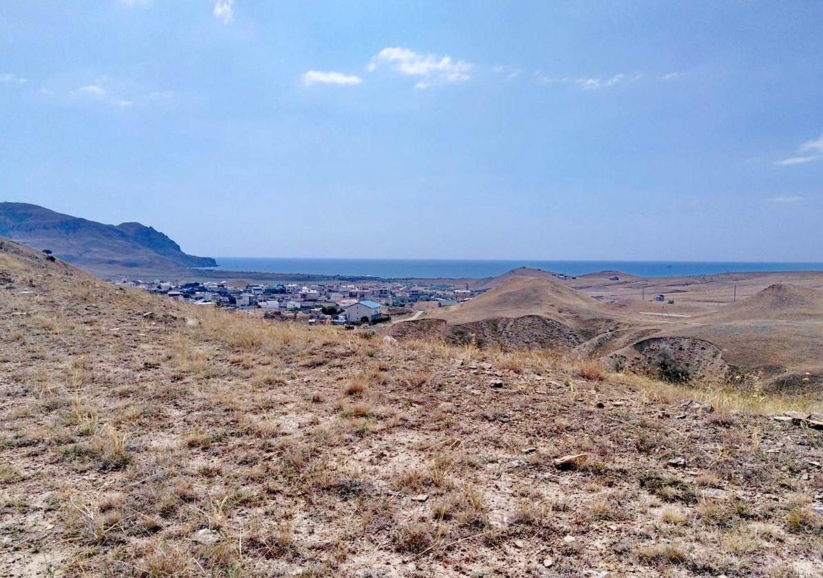 Село Миндальное