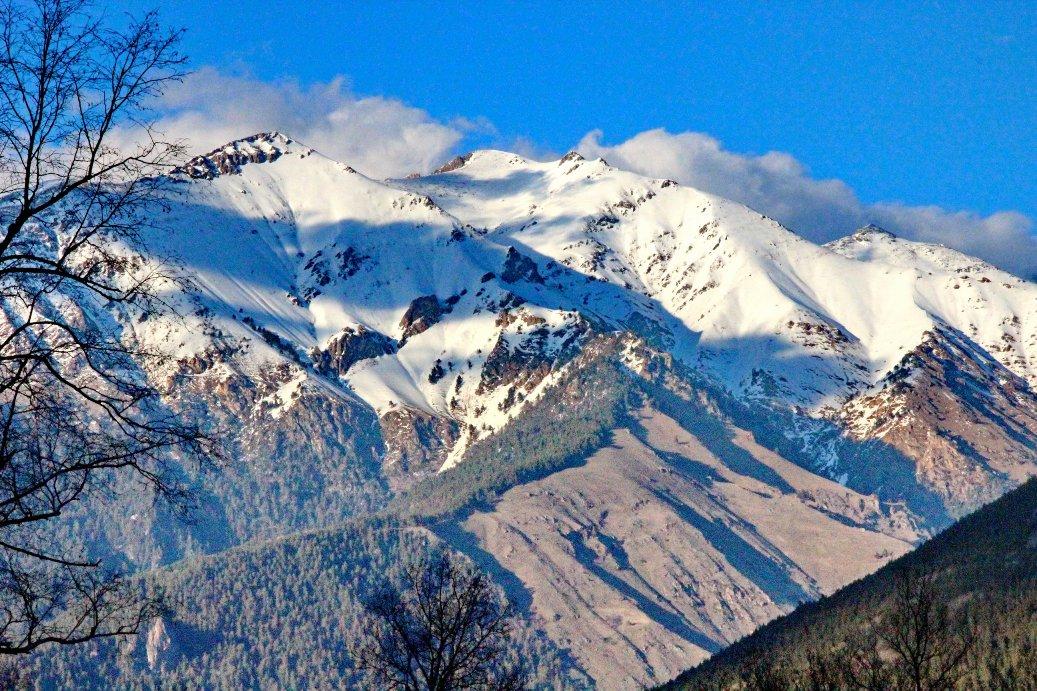 Впервые люди взошли на Западную вершину в 1874 году