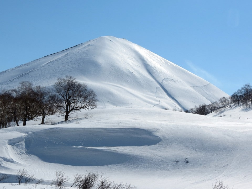 Зима в Хибинах