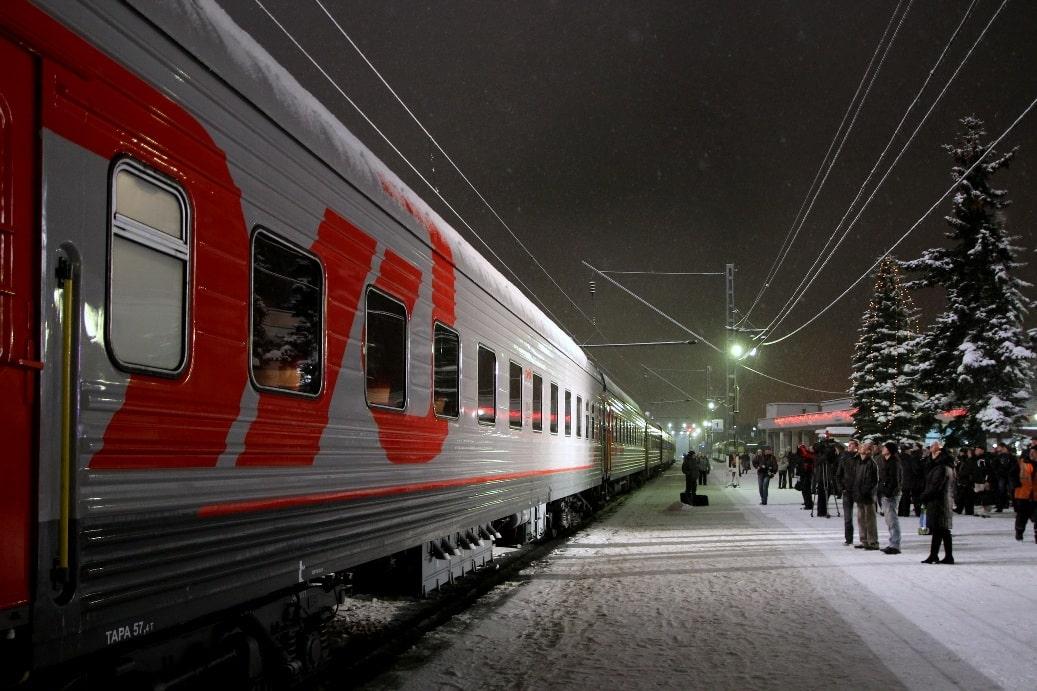 На Байкал на поезде