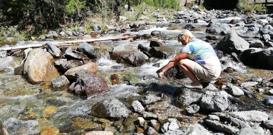 Кучерла имеет девять небольших, но бурных притока