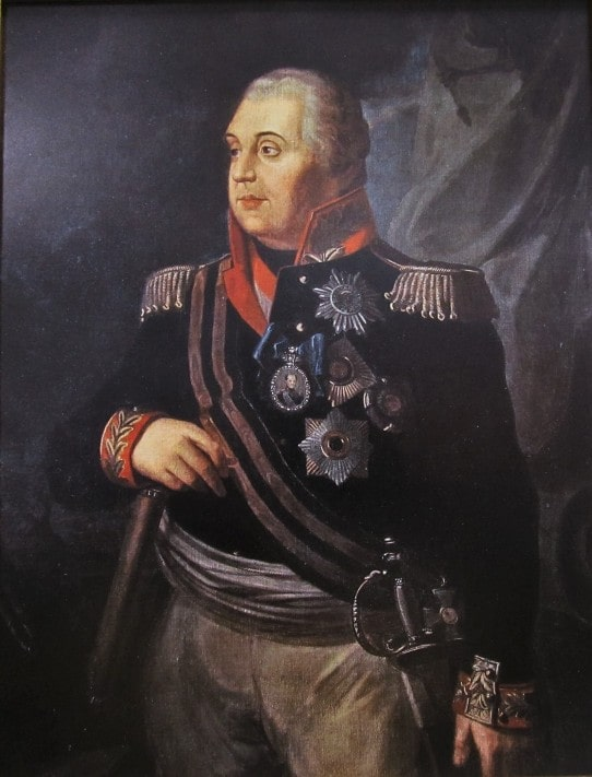 В 1774 году возле Ангарского перевала произошло сражение с турками, в котором участвовал Кутузов