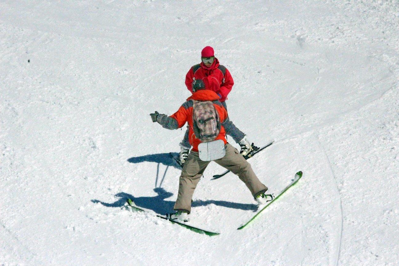 Поляна Азау – это горнолыжный курорт