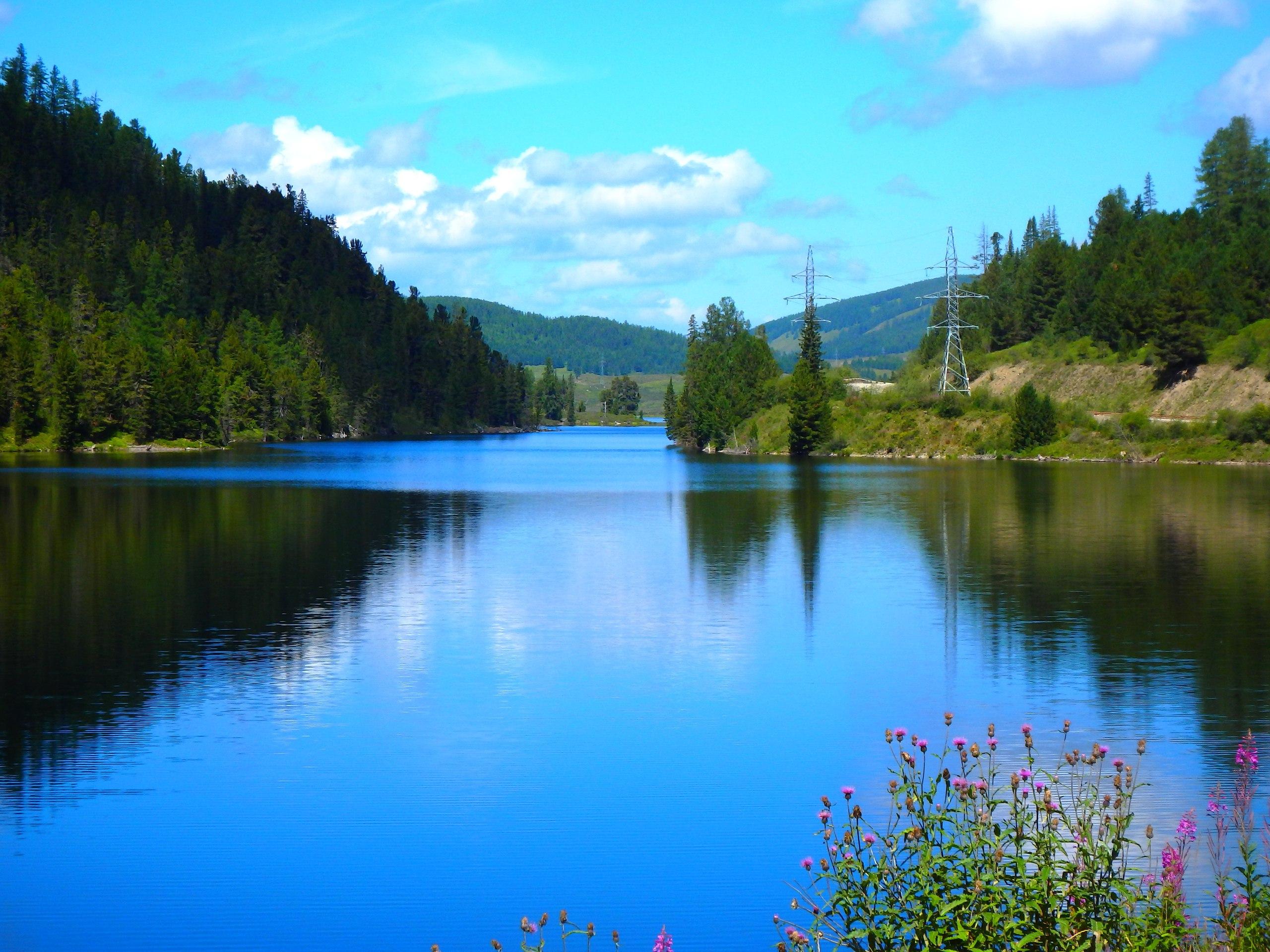Озеро Чейбек-Коль