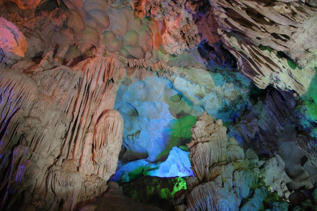 Система пещер в парке является одной из самых протяженных в мире