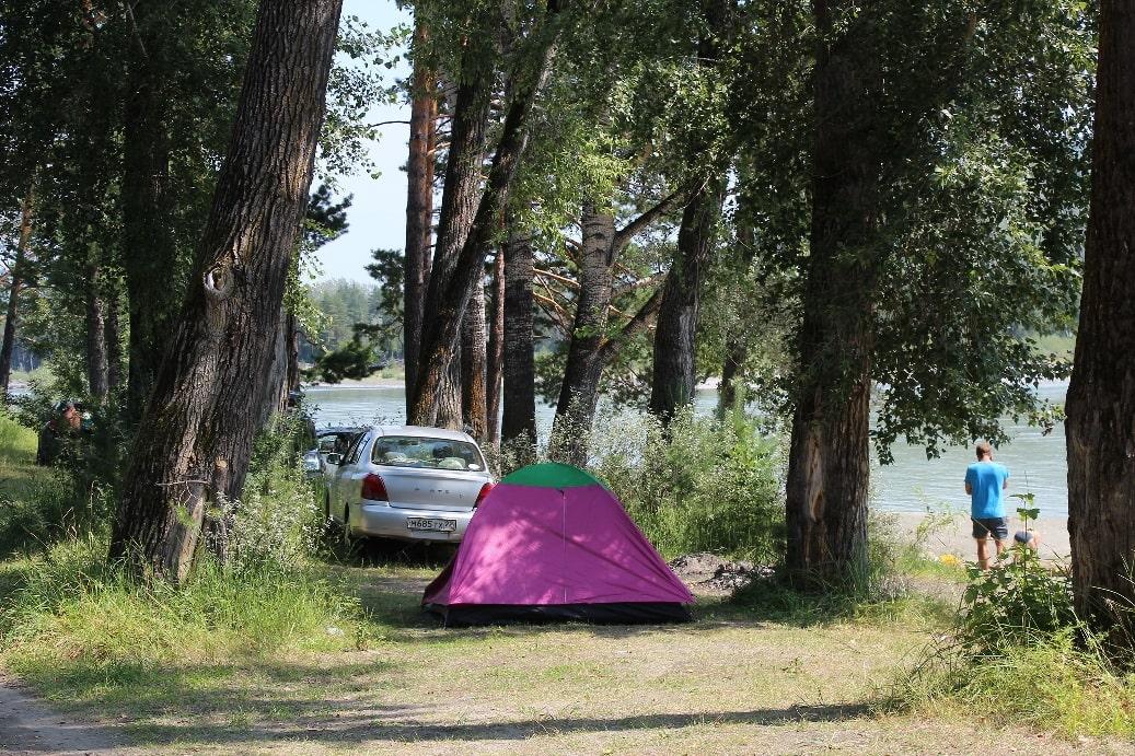 Туристский лагерь