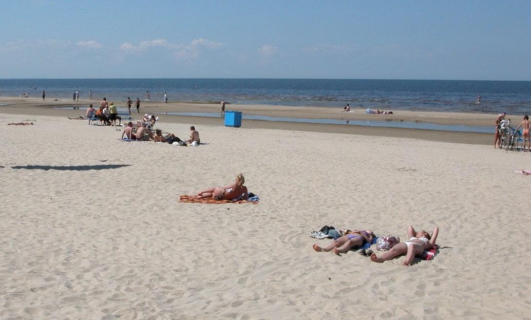 Зеленоградск имеет статус морского курорта