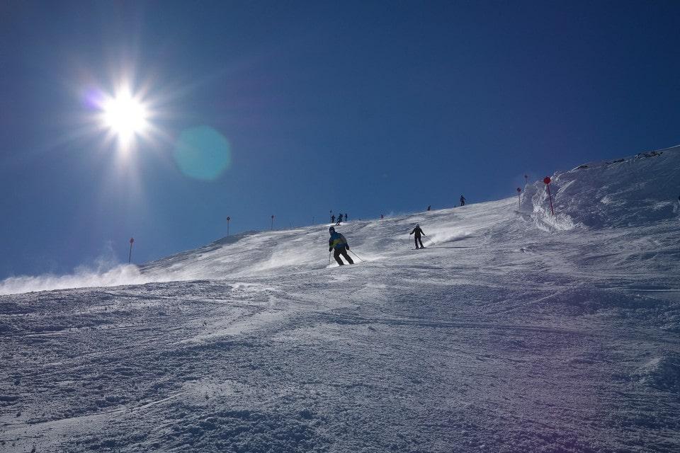 Популярный горнолыжный курорт находится в самом центре Финляндии