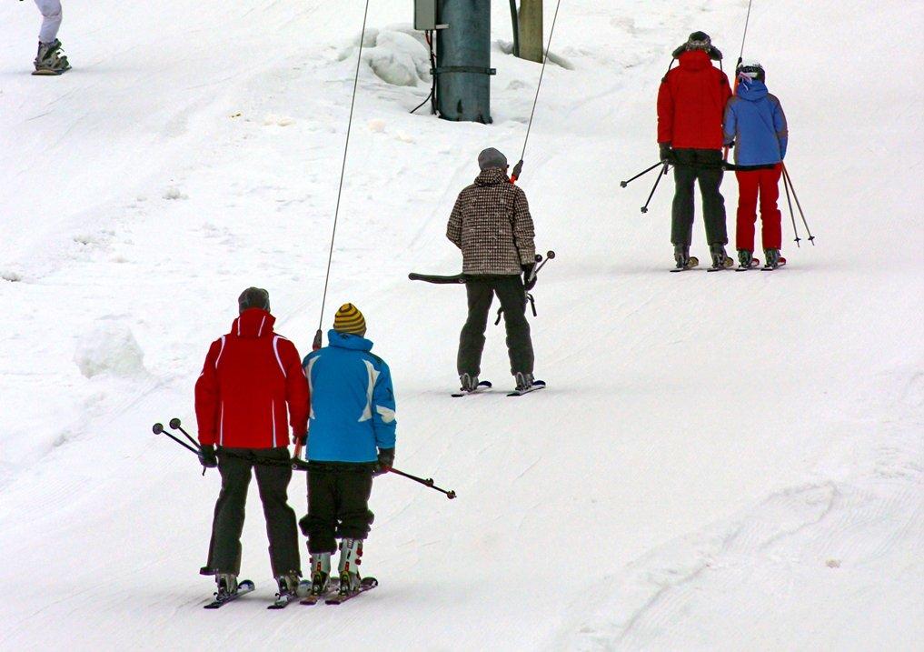 Поляна Чегет – популярный горнолыжный курорт