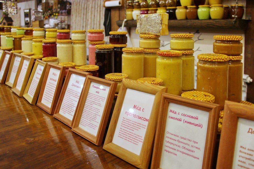 В Адыгее обязательно стоит купить баночку горного меда