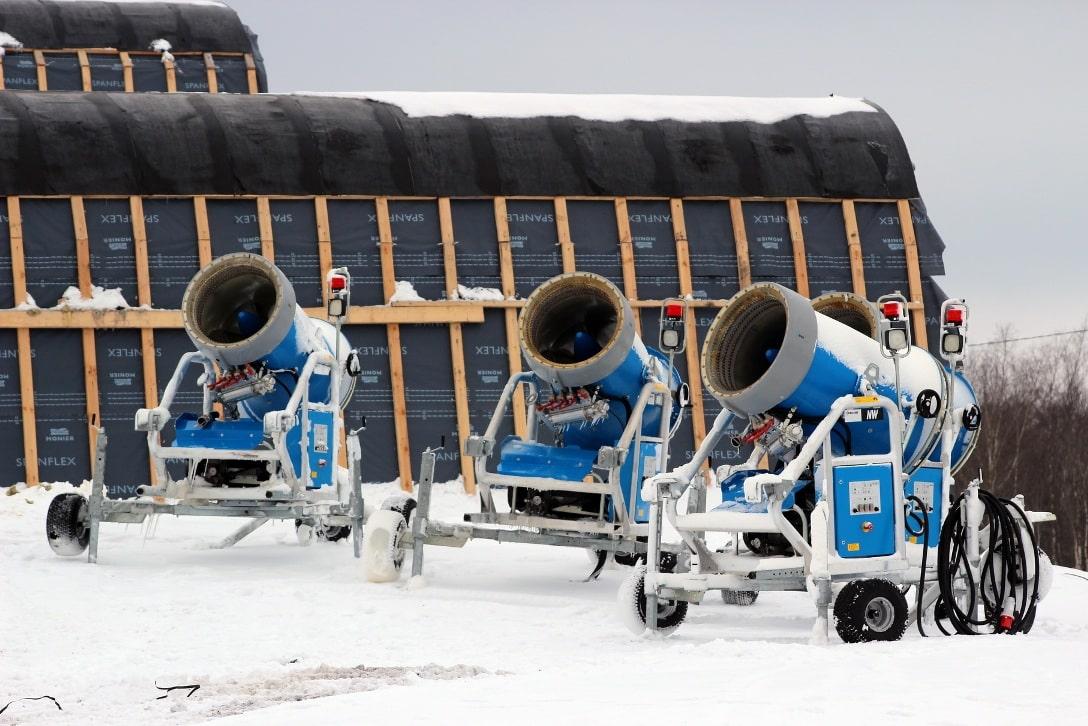 Снежные пушки
