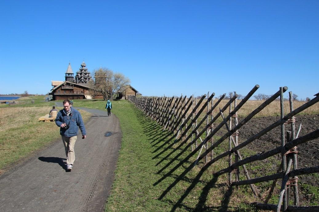 Забор-косуха