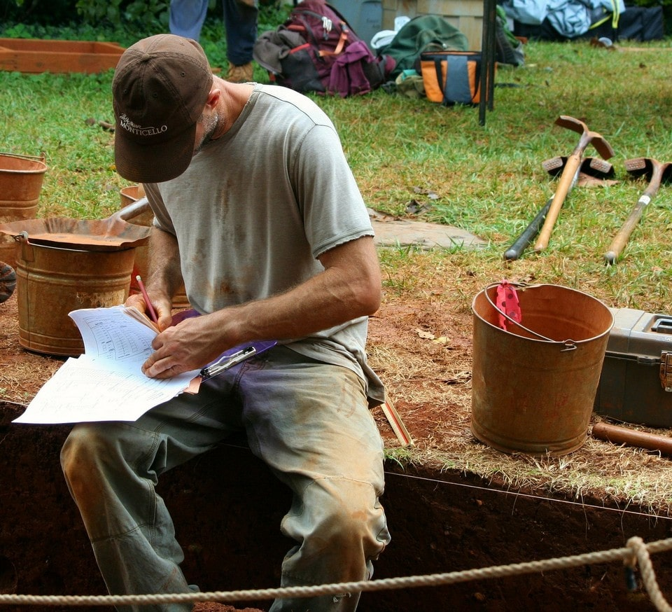 Археологи обнаружили в окрестностях села множество древних артефактов