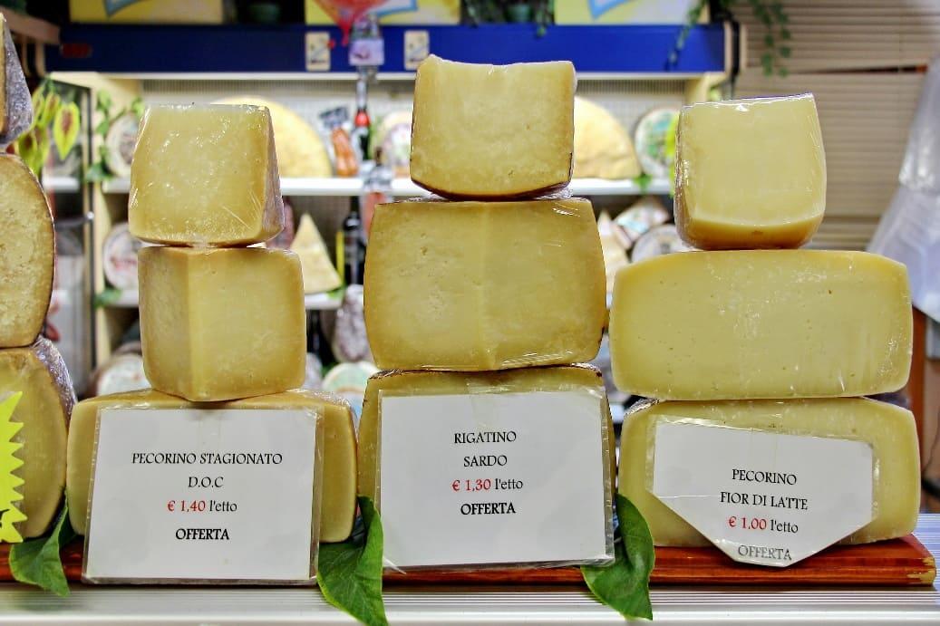 В маленьких городках можно купить натуральные продукты