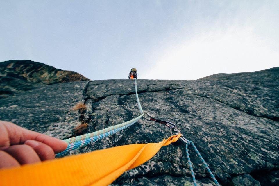 С давних пор Ерыдаг облюбовали альпинисты