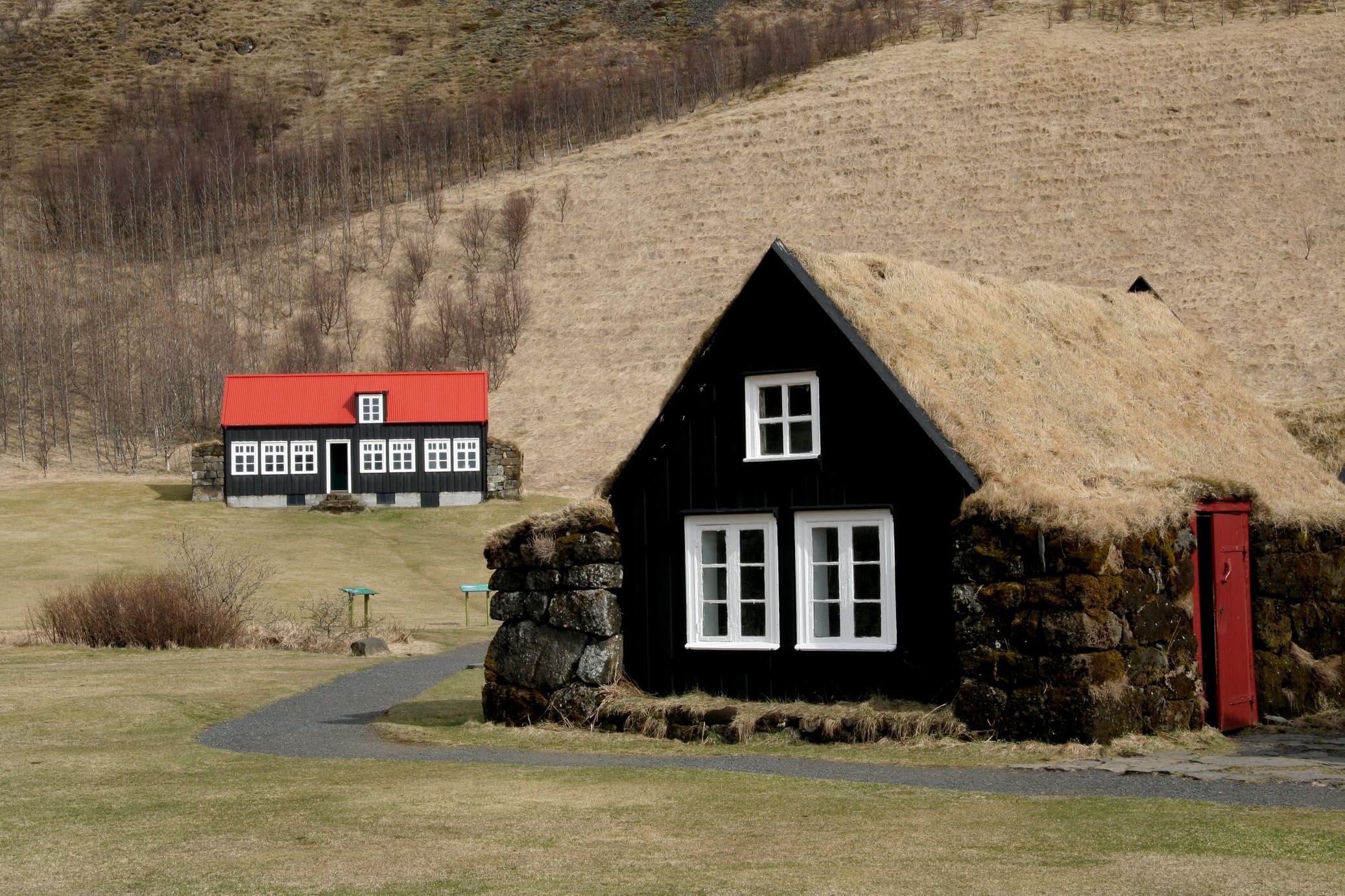 Деревня Скоугар