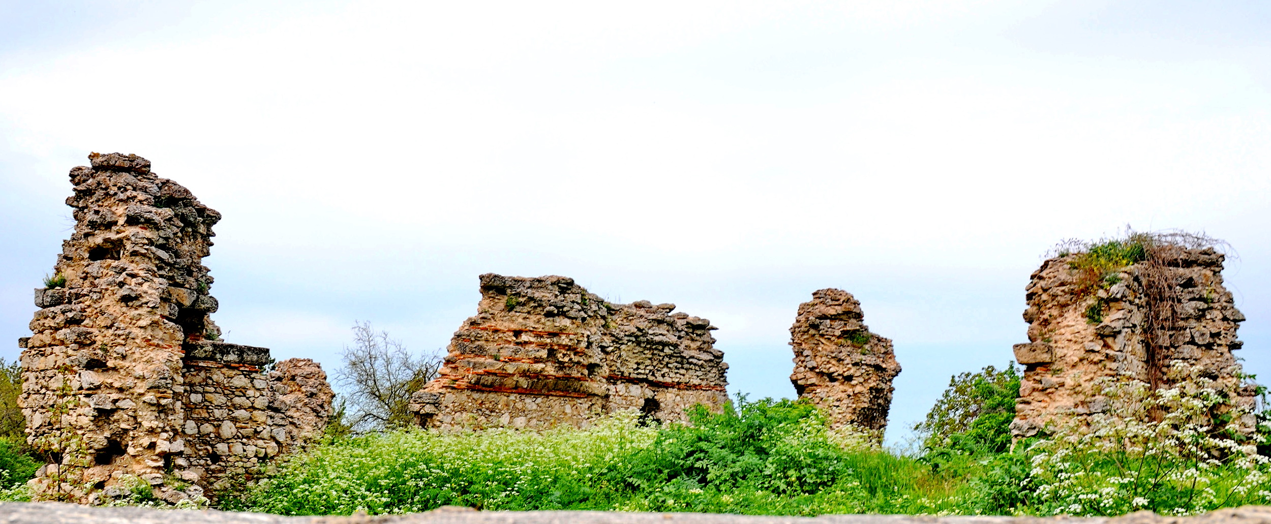 Руины Куршун-Джами