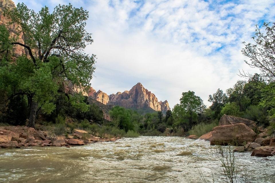 Реку Бельбек можно считать «мамой» каньона