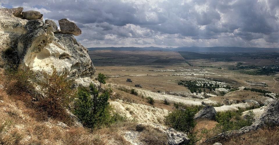 Каньон идеальное место для изучения геологической истории полуострова
