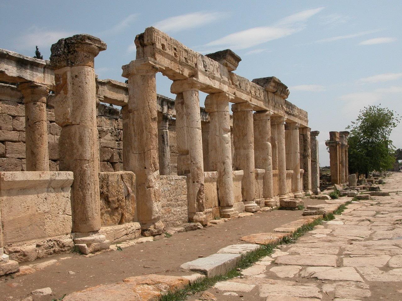 В Ликии находятся наиболее известные исторические достопримечательности
