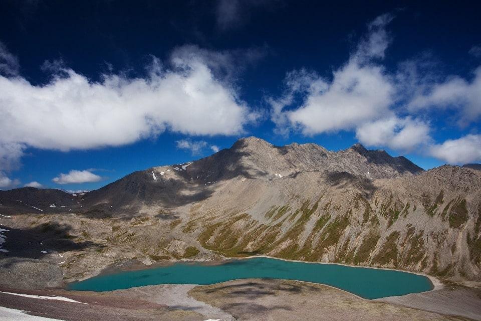 Горные озера пользуются большой популярностью среди туристов