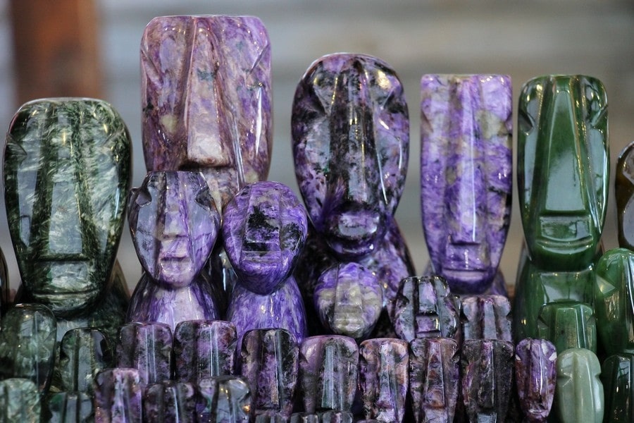 В Слюдянке действует музей «Самоцветы Байкала»