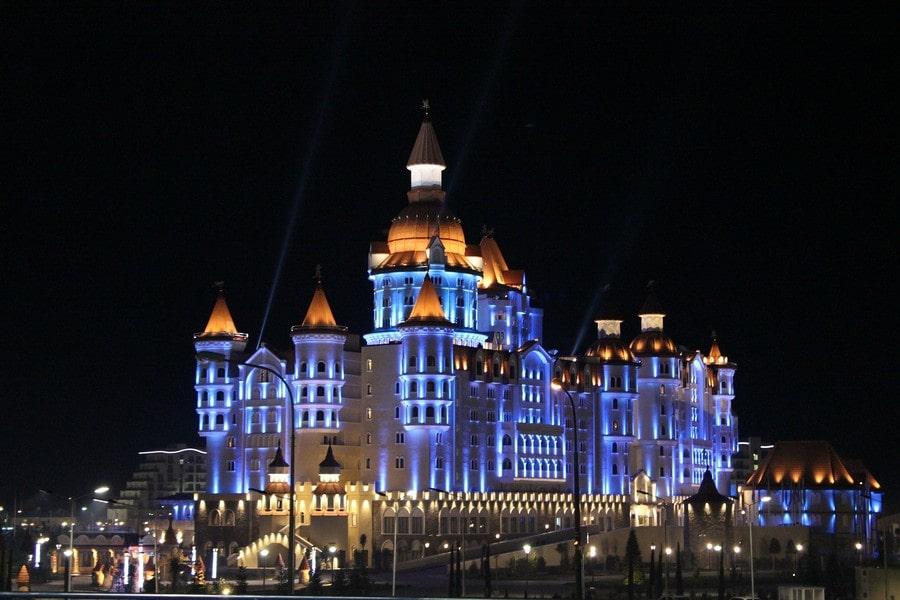 Парк-отель «Богатырь»