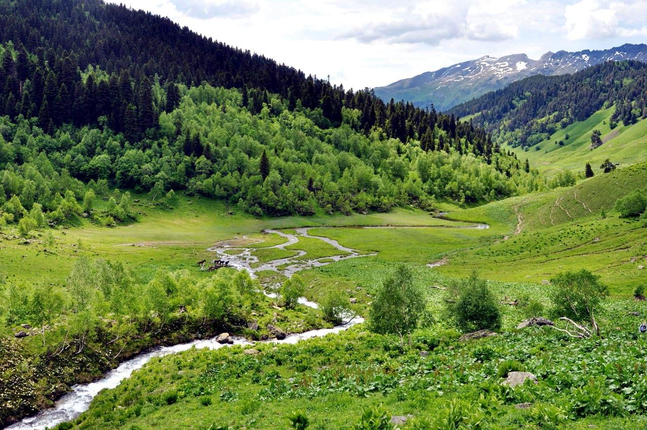 Река Малая Дукка