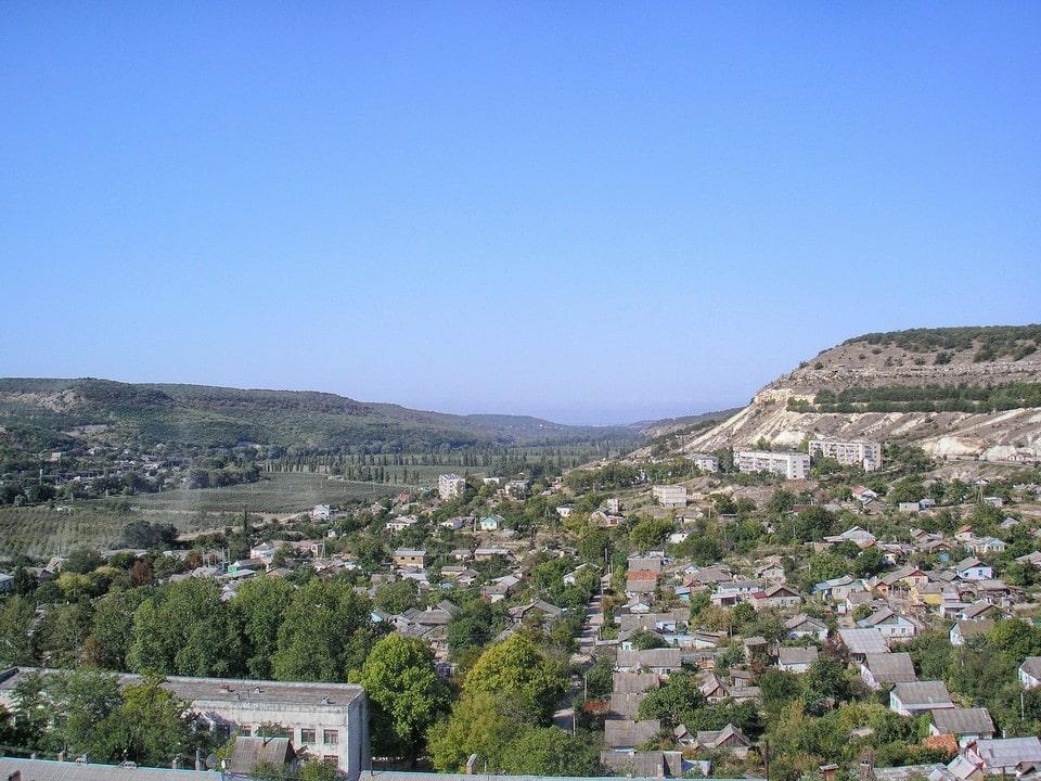 Административно каньон «приписан» к территории Балаклавского района Севастополя