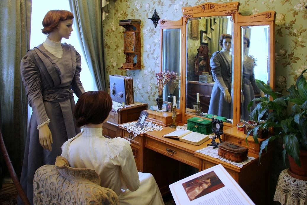 С историей Иркутска можно познакомиться в Музее городского быта