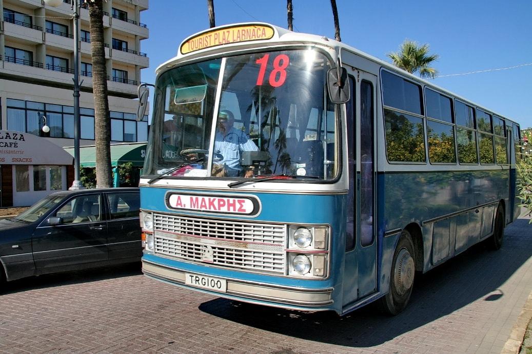 В Ларнаку на автобусе