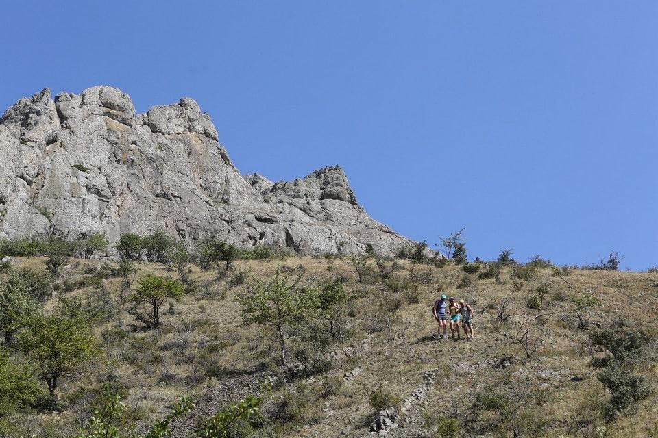 В сердце Крымских гор
