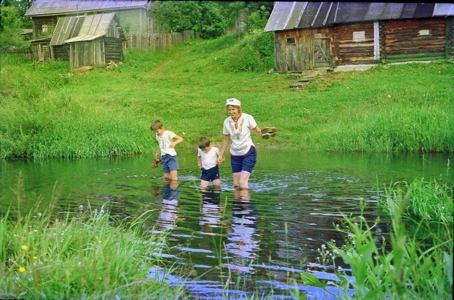 Истоки Москвы-реки