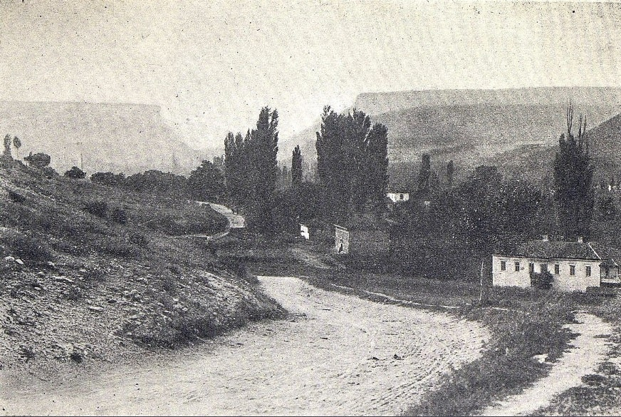 Село Биюк-Сюйрен (Танковое), 1922 год