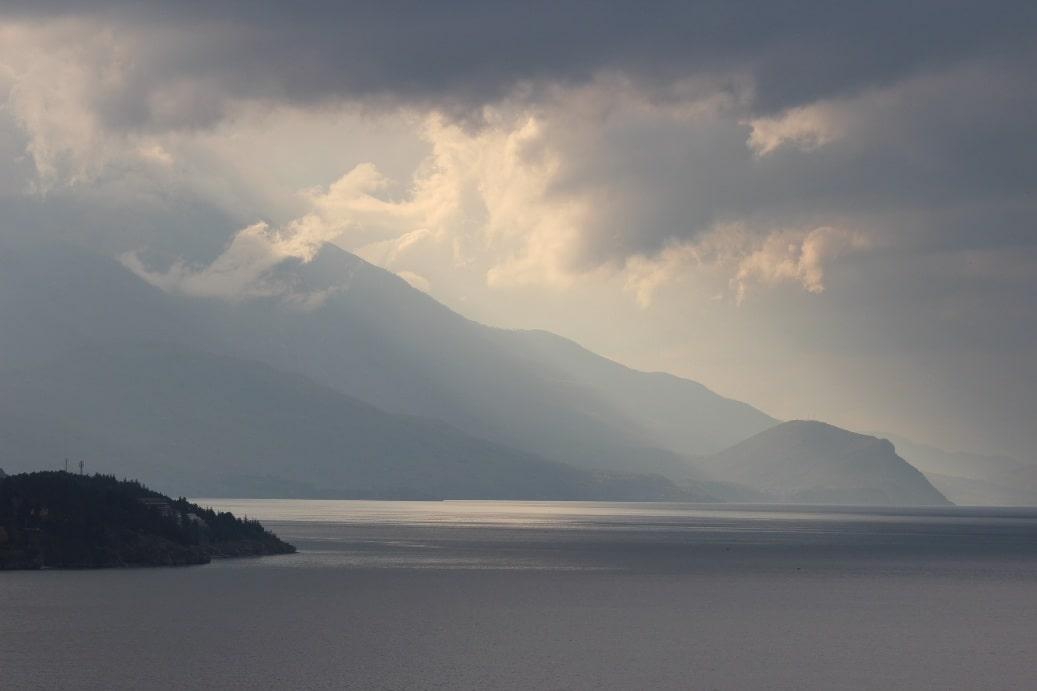 В Высоких Татрах имеется множество озер ледникового происхождения